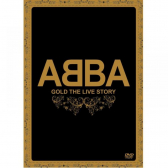 Abba Gold The Live Story - Dvd Pop - Mkp000315007334