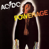 Ac/dc Powerage - Cd Rock - Mkp000315006632