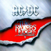 Ac/dc The Razors Edge - Cd Rock - Mkp000315006633