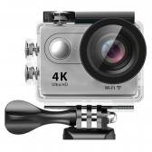 Câmera Action Sport H9 4K Hd Wifi 2´´prata Authentic - Mkp000419002886