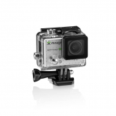 Camera de Acao Sport Hd, Tela de Lcd 2´´  5Mp + Cartao 16Gb Prata Mirage - Mr3000 Mr3000 Mkp000278002696
