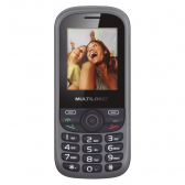 Celular Multilaser Up 2 Chips Com Câmera Preto Bluetooth Mp3 Wap - P3292 Mkp000278000530