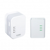 Kit Repetidor Roteador Wireless 300Mbps Branco D-Link Dhp-W311Av - Mkp000321000358