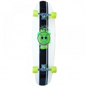 Longboard Completo Owl Acid Line 40' Double Tail - Owl Sports