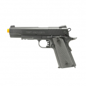 Pistola Airsoft 1911 Rail Black Matt Full Metal Gbb Co2 Colt - Mkp000197002238