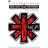 Red Hot Chili Peppers Em Dobro Rock Im Pott 2012 + Woodstock 1999 - Dvd Rock - Mkp000315005075