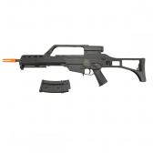 Rifle de Airsoft Elétrico Aeg K63Mm 6Mm - Qgk - Mkp000197002228