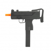 Rifle de Airsoft Elétrico Aeg Mac10 6Mm - Qgk - Mkp000197002247