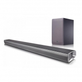 Soundbar Lg Sj5 - 320W Rms, 2.1 Canais, Bluetooth, Sound Sync Wireless, Subwoofer Wireless - Mkp000315004390