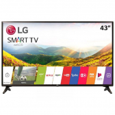 Tv 43'' Led Lg Lj5550 Full Hd Smart Tv Wi-Fi Webos 3.5 Quick Access Time Machine Ready Magic Mobile Connection Entradas Hdmi 2 E Usb 1 - Mkp000315001946